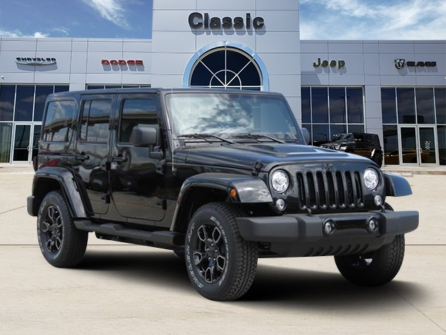 Exceptional New 2018 Jeep Wrangler JK Unlimited Altitude