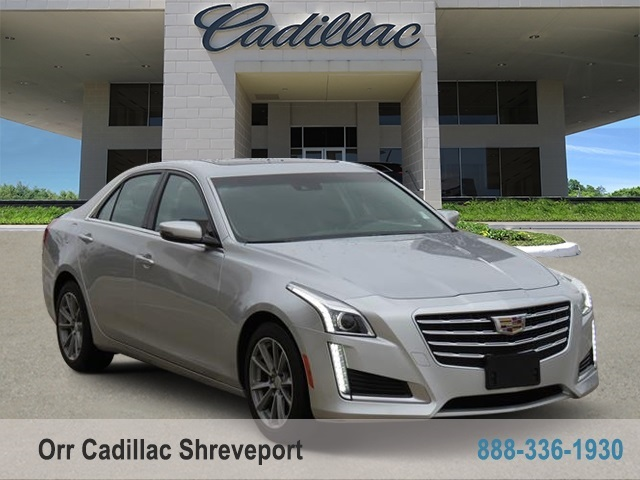 Pre Owned 2018 Cadillac Cts 3 6l Luxury 4d Sedan For Sale 111920p