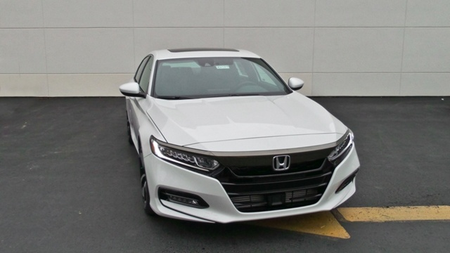 New 2018 Honda Accord Sport 20T