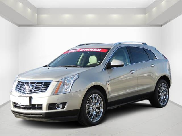 Certified Pre-Owned 2014 Cadillac SRX Premium Collection