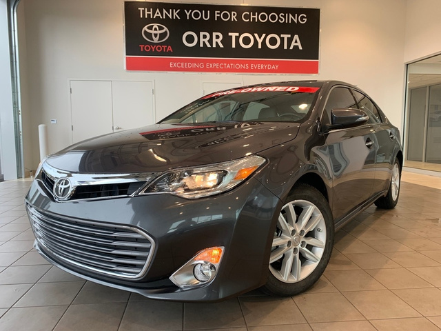 2015 Toyota Avalon For Sale >> Pre Owned 2015 Toyota Avalon Limited Midsize For Sale U177319