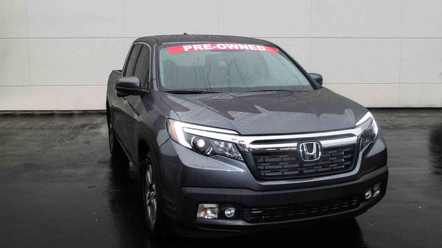 Pre Owned 2017 Honda Ridgeline Rtl T Crew Cab For Sale 009033a