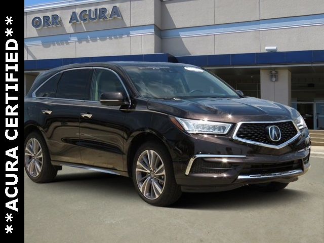 Certified PreOwned Acura MDX L D Sport Utility For Sale - Acura mdx pre owned for sale