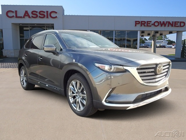 new 2017 mazda cx-9 signature suv for sale #m7137190 | gregg orr auto