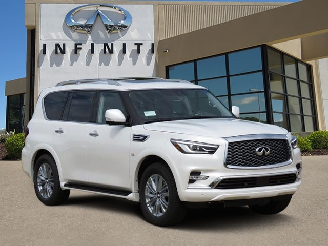 New 2019 Infiniti Qx80 Luxe 4d Sport Utility For Sale K680595i