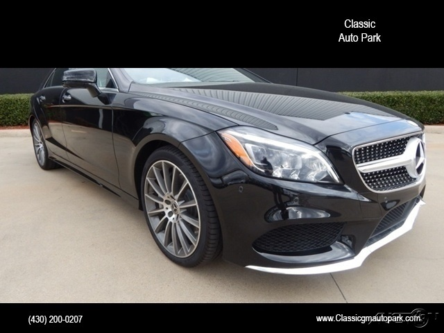 New 2018 Mercedes Benz CLS 550 CLS 550