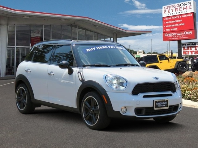 Pre Owned 2017 Mini Cooper S Countryman Clearance 10 995