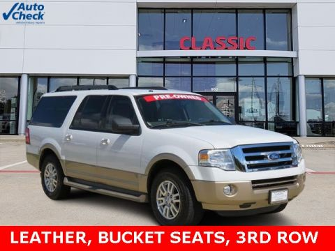 Pre-Owned 2011 Ford Expedition EL XLT