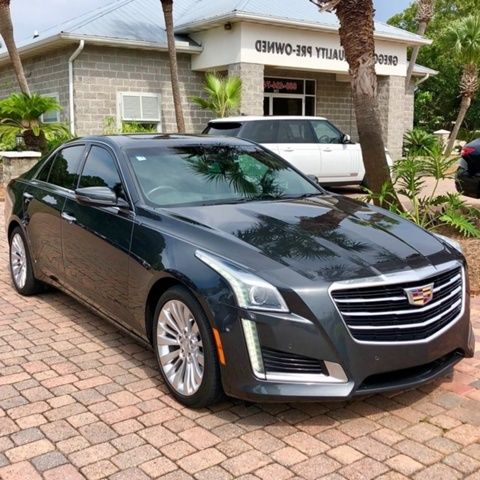 Pre-Owned 2016 Cadillac CTS 3.6L Performance Collection
