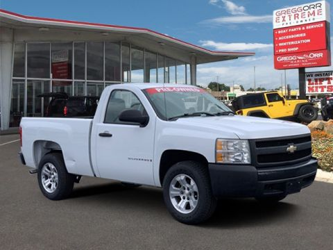 Pre-Owned 2008 Chevrolet Silverado 1500 WORK TRUCK *NOW 10,950*