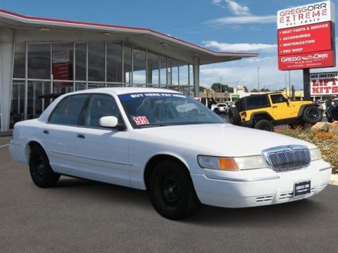 Pre-Owned 1999 Mercury Grand Marquis GS
