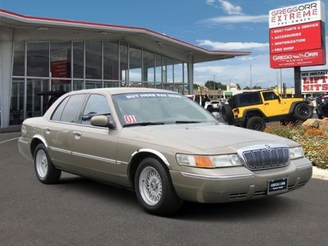 Pre-Owned 2001 Mercury Grand Marquis LS