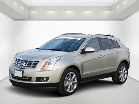 Certified Pre-Owned 2015 Cadillac SRX Performance Collection