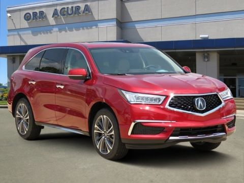 New 2019 Acura MDX 3.5L Technology Pkg w/Entertainment Pkg