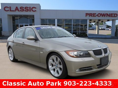 Pre-Owned 2008 BMW 335 335i